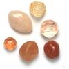 Lucite Assorted Medium Beads Earth - 42 Grams